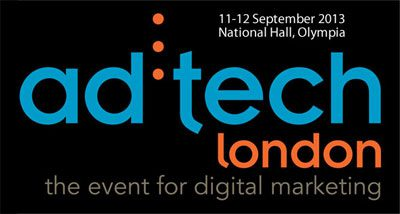 Salon AdTech – Londres 11 et 12 Septembre 2013