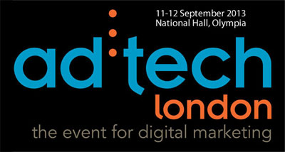 Salon AdTech – Londres 11 et 12 Septembre 2013