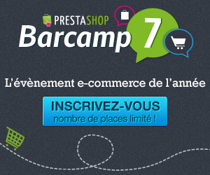 Barcamp Prestashop – Paris 19 Novembre 2013