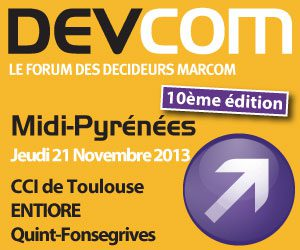 DevCom Midi-Pyrénées – Toulouse 21 Novembre