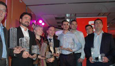 Trophées de l'éco 2013: Olivier Ricard, P-DG de Full Performance, élu Manager de l'année
