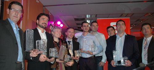 Trophees deleco 2013 Laureats