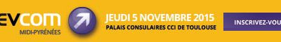 Devcom Midi-Pyrénées 2015 -Toulouse  5 novembre 2015