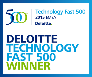 Full Performance se place au classement Deloitte Technology Fast 500 EMEA 2015