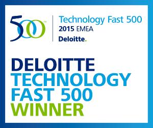 Full Performance se place au classement Deloitte Technology Fast 500 EMEA 2015