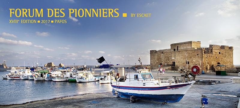Full Performance, parrain du Forum des Pionniers du 15 au 18 mai Chypre